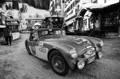Austin Healey 3000 Mk II BT7 (1961) #WinterMarathon2013