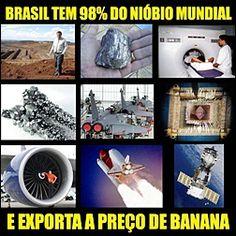A corrupção do nióbio brasileiro