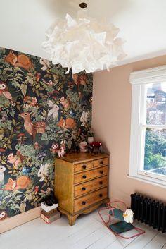 Home Tour: Tiny & The House - The Frugality Victorian Terrace Interior, Victorian House Interiors, Victorian Homes, Craft Room Decor, Kids Decor, Nursery Inspiration, Home Decor Inspiration, The Frugality, House Tours