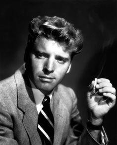 """Burt Lancaster, 1948. Fotografiado por A. L. """"Whitey"""" Schafer."""