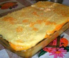 Receita de torta de batatas - Show de Receitas