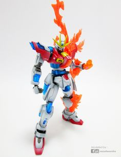Try Burning Gundam + Jigen Haoh Ryu Kenpo List