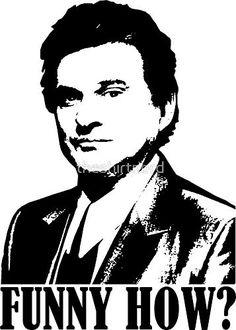 1479a944 #howshirt LA STICKERS Goodfellas Joe Pesci Funny How? Tshirt – Sticker  Graphic – Auto