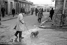 Zamość w latach 70. Fot. Andrzej Baturo