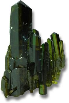 By pinner...Epidote is a silicate mineral that is often recognized by its pistachio green color. chemical composition, epidote is a calcium aluminum iron silicate. It has a hardness of 6 to 7 on the Mohs scale. One of its distinguishing characteristics is strong pleochroism, where crystals display different colors -- green, brown and yellow -- as they are viewed from varying angles.