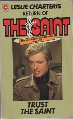 Trust the Saint, paperback.