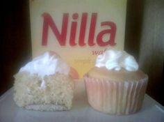 Almost Sugar Free Banana Pudding Cupcakes Recipe