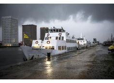 Flandria maakt laatste havenrondvaart (Antwerpen) - Gazet van Antwerpen