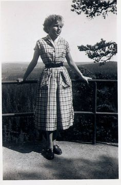 Eila Lindroos, Aulanko, Finland 1950s