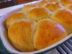 Brotchen -Traditional German Bread Rolls