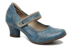 Moyan by Mustang shoes (Blue) | Sarenza UK | Your High heels Moyan Mustang shoes delivered for Free
