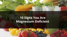 FACT: of the world population suffers from a magnesium deficiency. Magnesium helps in the regulation of blood pressure, protects the heart, muscl. Magnesium Deficiency Symptoms, Become A Distributor, Muscle Weakness, Natural Pain Relief, Natural Healing, Get Healthy, Fruit Salad, Natural Remedies, Anxiety