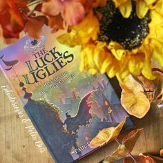 The Luck Uglies by Paul Durham -- one of my favorite reads of 2016 #bookbloggers #booklove #middlegrade