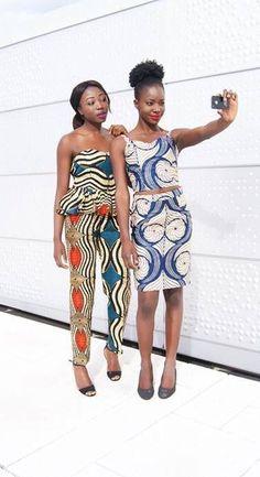 Beautiful ladies. More inspiration: http://curlsunderstood.com