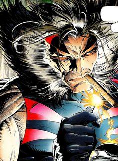 Universal Heroes eBid Store - It's all about comics. - Marvel : X-Men on eBid United Kingdom - Page 1 Comic Book Artists, Comic Artist, Comic Books Art, Artist Art, Marvel Comics Art, Marvel Heroes, Marvel Characters, Wolverine Art, Logan Wolverine