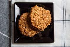 Spelt Flour, Oat and Coconut Breakfast Biscuits