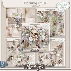 kit Morning Smile by Moosscrap's Designs http://digital-crea.fr/shop/index.php?main_page=index&manufacturers_id=182 http://www.oscraps.com/shop/Guest-MoosScraps/