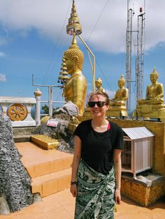 Tiger Cave, Krabi, Thailand. Solo-travel. Krabi Thailand, Solo Travel, Cave, Places, Temple, Travel Alone, Caves, Lugares