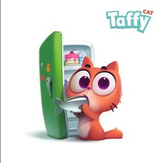 #taffy #dmnart #stickers