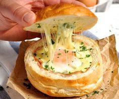 Formas de comer huevo