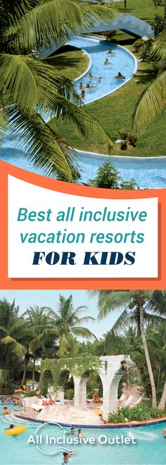 How To Pick A Vacation Destination That's Awesome Best All Inclusive Vacations, Resorts For Kids, Vacation Resorts, Beach Resorts, Vacation Destinations, Destin Beach, Golf Courses, Children, Awesome