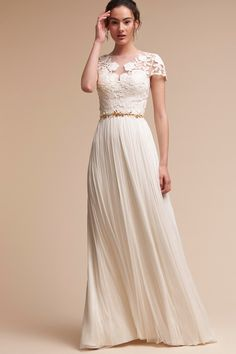 Jazelle Gown  from @BHLDN