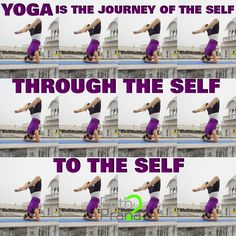 Yoga is the journey of the self, through the self, to the self.  Follow your Path2Prana.