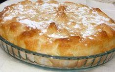 Cinco Quartos de Laranja: Folhado de Maçã Almond Tea, Delicious Desserts, Yummy Food, Fruit Bread, Sweet Pie, Xmas Food, Tea Cakes, Cake Cookies, Bread Recipes