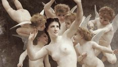"""Old Master Paintings Animated by Rino Stefano Tagliafierro in """"Beauty."""""""