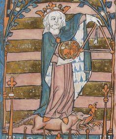 Frère LAURENT, [Somme le Roi]  Date d'édition :  1294  Français 938  Folio 86r