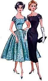 1950s evening wear - Google Search