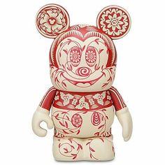 Disney Vinylmation D-Tour 3'' Figure - Mickey Mouse Paper Cut