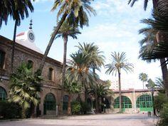 Patio de armas del Museo de Artillería - Cartagena - España