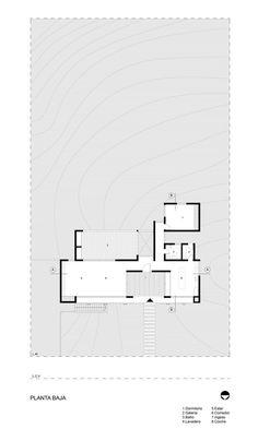 LS House,Plan