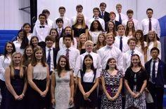 2014 Beta Club Inductees | Westminster Schools of Augusta