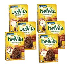 Biscuits Belvita Choco 400 grs - Fontaneda - Lot 6