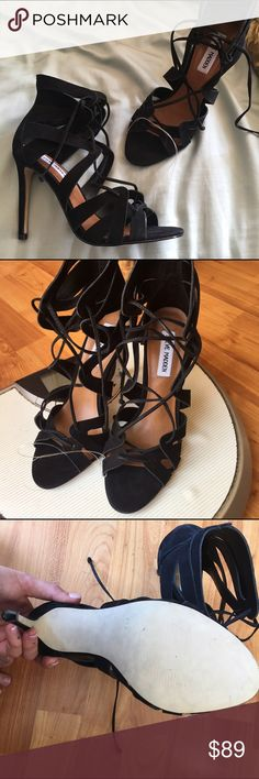 """STEVE MADDEN """"BAE"""" HEELS SIZE 8 NWT Brand new with tags and still has the plastic string attaching them. No box. Size 8 from Steve Madden. These are the oh so popular """"Bae"""" heels. Seriously sold out mostly everywhere! Steve Madden Shoes Heels"""