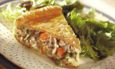 Pâté au poulet Lasagna, Sandwiches, Chicken, Meat, Ethnic Recipes, Food, Pasta With Chicken, Snap Peas, Seasonal Recipe