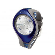 Nike Triax Swift 3h Analog Watch - Medium Grey/Blue Sapphire - WR0093-015 ** Want to know more, click on the image.