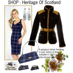"""SHOP - Heritage Of Scotland"" by ladymargaret on Polyvore"