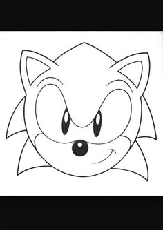 . Sonic Birthday Parties, Sonic Party, Boy Birthday, Sonic Cake, Summer Crafts For Toddlers, Posca Marker, Hedgehog Birthday, Diy And Crafts, Arts And Crafts