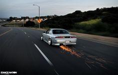 Aggressive Wheel Fitment Nissan 240SX Silviaa (12)