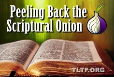 TLTF Biblical Research Night - Wednesday, January 28 at 8pm EDT - http://eepurl.com/bbjN45