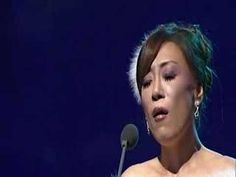 Sumi Jo - Ave Maria (Caccini): This song and the way Sumi Jo sings it almost brings me to tears every time I listen to it.