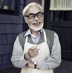 Hayao Miyazaki interview: 'I think the peaceful time that we are living in is coming to an end' - Telegraph