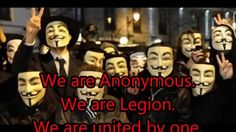 Anonymous - Who Is Anonymous?