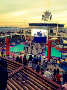 Diary of a Trendaholic : Royal Caribbean Cruise Review: Liberty of the Seas