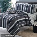 Janson 11-piece Dorm Room in a Bag with Sheet Set Nice color scheme with my current apartment decor