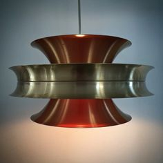 Buy Trava brass pendant by Carl Thore  by deerstedt. Explore more products on http://deerstedt.etsy.com