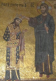 Mosaïque byzantine - XIIes.